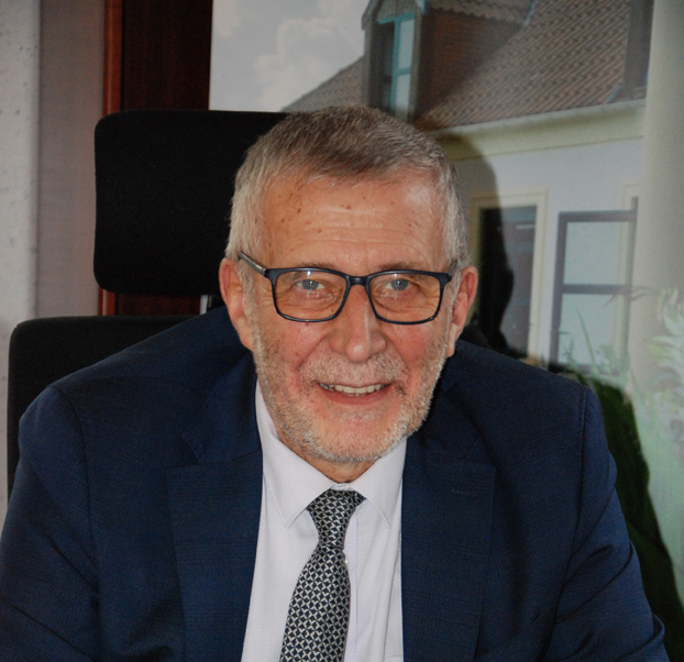 Denis Joly, Maire, présente ses vœux à la population