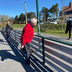 Du sport pour les Seniors jusqu'au 22 avril