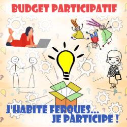 C'est parti pour le budget participatif 2021 !