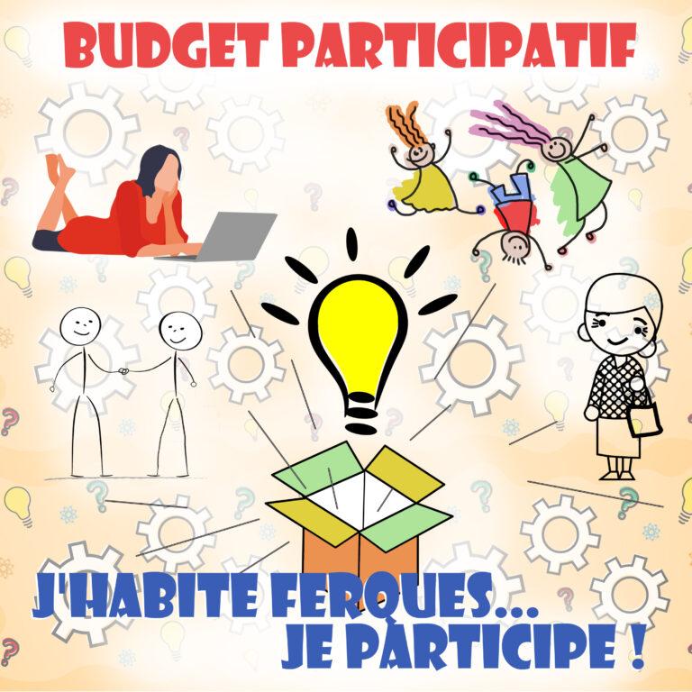 Read more about the article C'est parti pour le budget participatif 2021 !