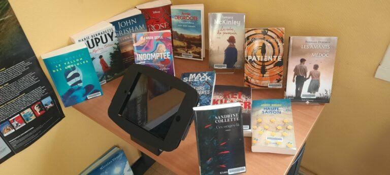 Read more about the article Les nouveautés du moment à la bibliothèque