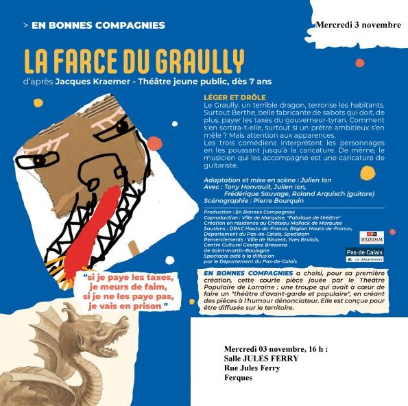 """Read more about the article Mercredi 3 novembre prochain : Un atelier théâtre pour """"s'amuser à jouer"""" !"""